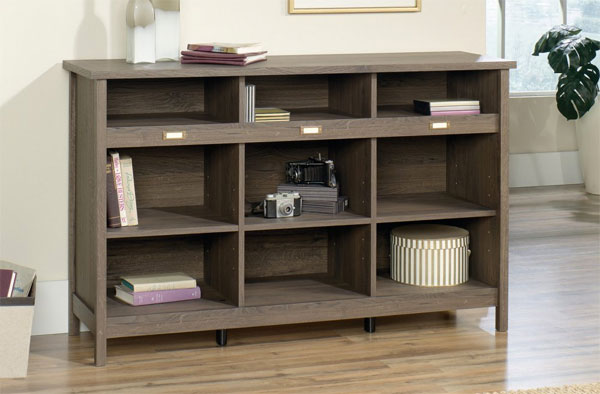 Sauder Cubby Organizer in Brown