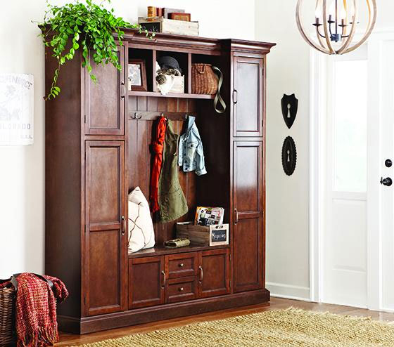 Royce All-in-One Mudroom
