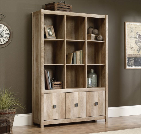 Pleasant How To Turn A Sauder Cannery Bridge Bookcase Into A Mudroom Short Links Chair Design For Home Short Linksinfo